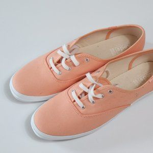 Keds Champion Sneakers, Light Orange, Size 10